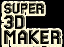 Super 3D Maker - Logo by Gablemice