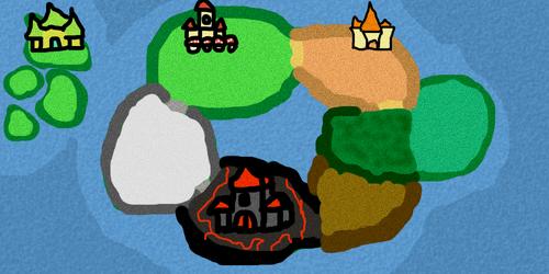 Mapa SMRPGSoS