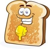 26740270-personaje-de-dibujos-animados-con-mantequilla-de-la-tostada