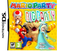 MP Big Party DS By Silver & Company