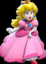 Princesa Peach SM3DW