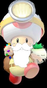 Toad mayor