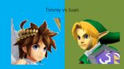 Timmy vs Juan