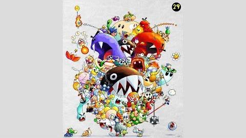 Yoshi's Island - Big Boss Theme Remastered
