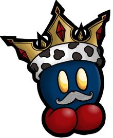 King bob omb by darkcobalt86-d3f3om3