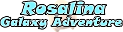Rosalina Galaxy Adventure Logo