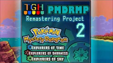 PMD2 - Steam Cave (REMASTERED, Pokemon Mystery Dungeon 2 Remastering Project)