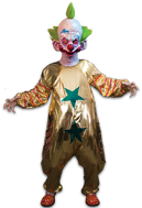 Killer Klowns Outer Space Shorty Costume 7