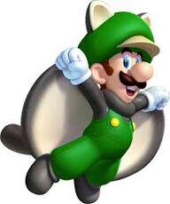 Luigi 3D Land