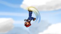 Mario Up Aerial