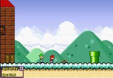 Mario & Luigi adventures 1