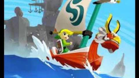 Zelda the Wind Waker Outset Island Theme song