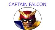 Captain Falcon SSBX