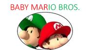 Baby Mario Bros. SSBX
