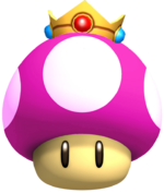Champiñón Princesa