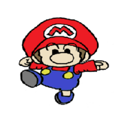 Bebe Mario pequeño