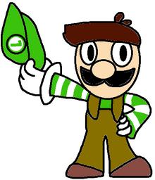 Luigi remix-0