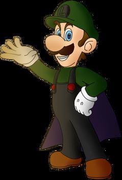 Pedido de Mariofanmatesita - Luigi Malvado