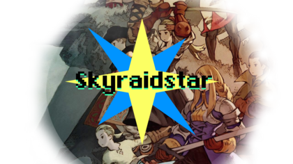 Skyraidstar portada