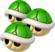 Triple Green Shells (MKM)