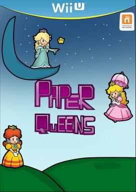 Portada de Paper Queens
