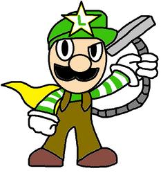 Luigi DIFICULT MODE