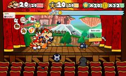 Ultimate Paper Mario - Battle 1