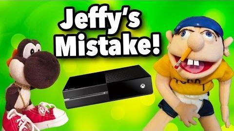 SML Movie- Jeffy's Mistake!
