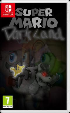 Super Mario Dark Land