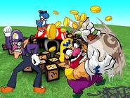 Team Wario