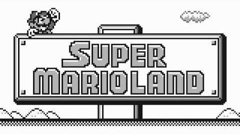 Ending Theme - Super Mario Land