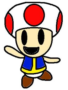 Toad remix