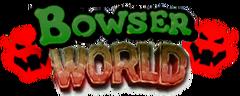 Bowser World Logo