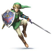 Link Super Smash Bros. Maximun