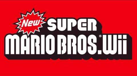 Volcano Underground - New Super Mario Bros. Wii