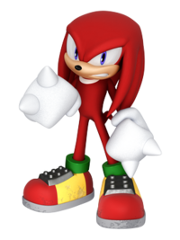 Knuckles (MKM)