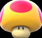 Mega Mushroom (MKM)