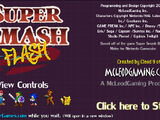 Super Smash Flash (saga)