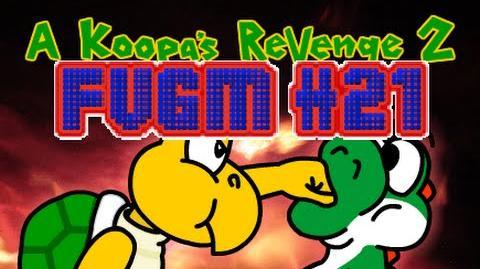 FVGM 21 A Koopa's Revenge 2 (Flashgame) Final Boss