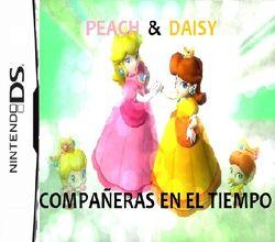 Peach & Daisy Compis en el Tiempo carátula mejorada