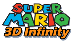 Super Mario 3D Infinity Logo