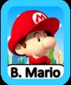 Bebé Mario SR