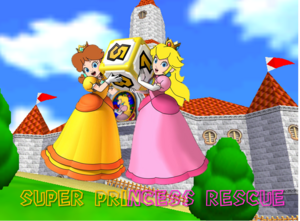 SUPER PRINCESS RESCUE
