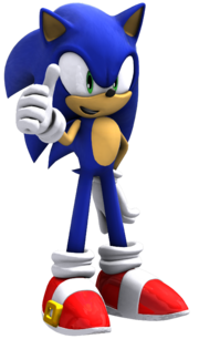Sonic the Hedgeh