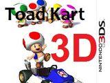 Toad Kart 3D