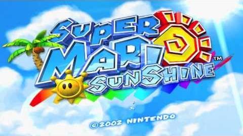 Boss Battle - Super Mario Sunshine