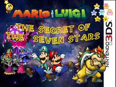 Mario&Luigi The Secret of Seven Stars