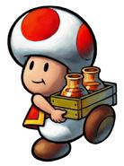 Toad rpg