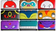 3DS II pokemons