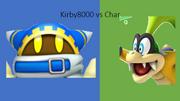 Kirby8000 vs Char